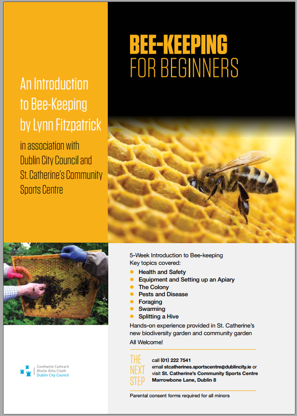 Bee Keeping Course 2018